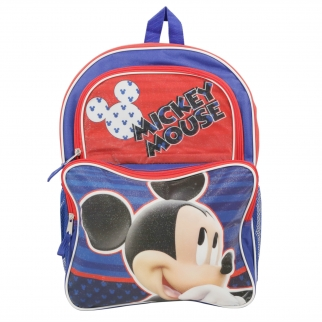 Back to School Bag Front View