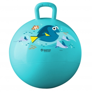 Disney Pixar Kids Ride On Hopper Ball Exercise Toy