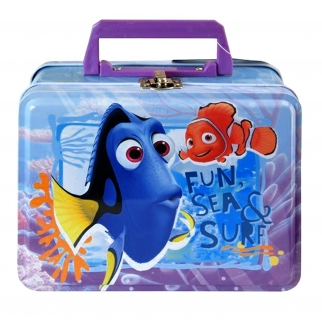 Disney Pixar Finding Dory Tin Lunch Box for Kids