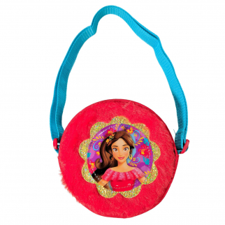 Disney Elena of Avalor Red Plush Crossbody