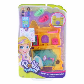 Pocket World Surf ?n? Sandventure Compact Toy