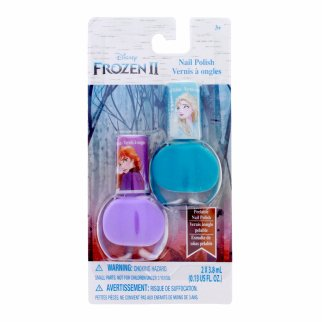 Disney Frozen 2 Girls Nail Polish Makeup Gift Set 2 Pieces