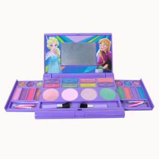 Disney Frozen 2 Girls Cosmetics Compact Gift Box Set 32pc