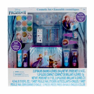 Disney Frozen 2 Girls Cosmetics Makeup Beauty Gift Box Set