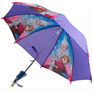 Disney Frozen Anna Elsa Olaf Kids Toy Umbrella