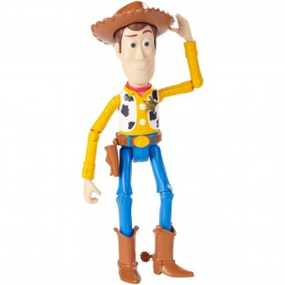 Disney Pixar Toy Story 4 Collectible Action Figure - Woody
