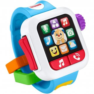 Fisher Price Laugh and Learn Time To Learn Smartwatch