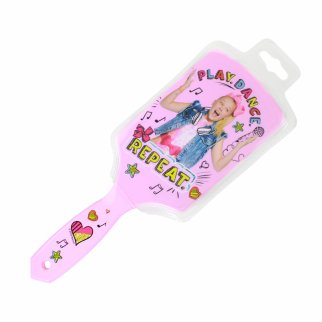 JoJo Siwa Girls Detangling Paddle Hair Brush Pink