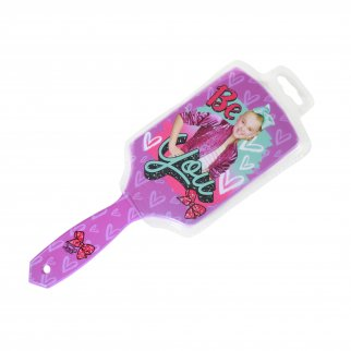 JoJo Siwa Girls Detangling Paddle Hair Brush Purple