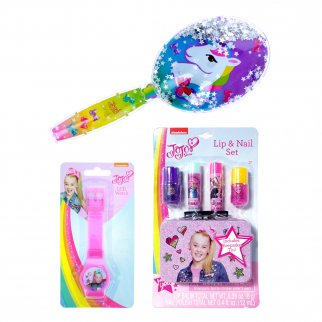 JoJo Siwa Girls Dress Up Gift Set 7 Pieces
