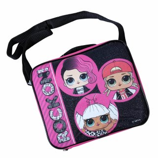 LOL Surprise Girls Insulated Lunch Bag Tote Collectible