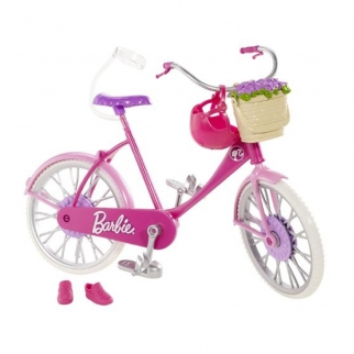 Barbie Let's Go Bike Accessory Set