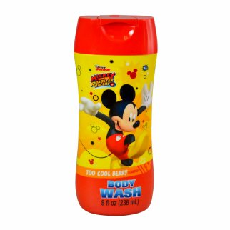 Disney Mickey Mouse Berry Scented Bath Time Body Wash