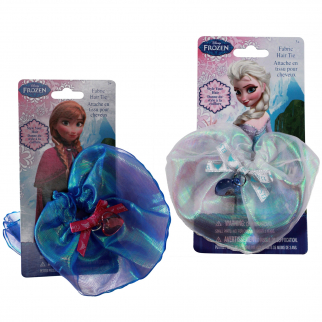 Disney Frozen Girls Dress Up Hair Accessory 2 pack featuring Elsa and Anna