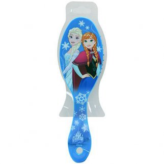 Disney Frozen 2 Girls Hair Brush Soft Bristles 7 Inch Small