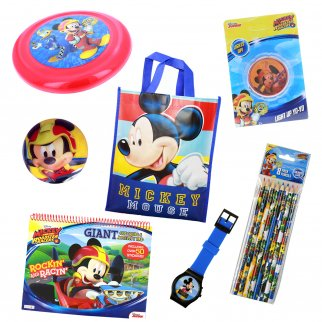 Disney Mickey Mouse Kids Easter Gift Birthday Toys 7pc