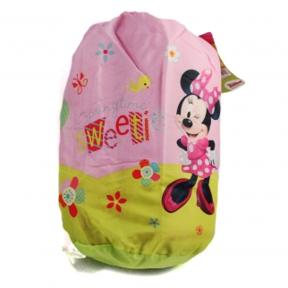 Disney Minnie Mouse Indoor Sleeping Bag for Girls Slumber Parties