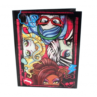 Monster High Folder 4 Girls