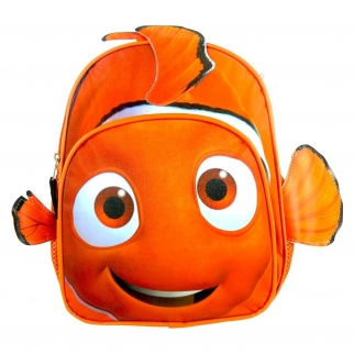 "Finding Dory 16"" Cargo Backpack ""Nemo"" School Bag"