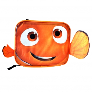 Disney Pixar Finding Dory Nemo Face Rectangle Lunch Bag