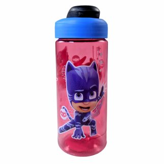 Disney PJ Masks Anti Spill 16oz Reusable Water Bottle