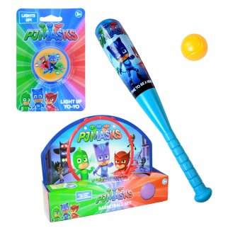 PJ Masks Kids Activity Sports Gift Set Outdoor Games 7pc