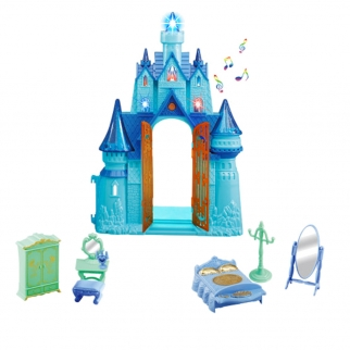 Pretend Play Princess Castle with Interactive Lights and Sounds