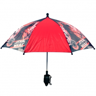 Star Wars Umbrella Open