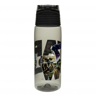 Star Wars Universe BPA Free 25oz Triton Bottle Chewbacca