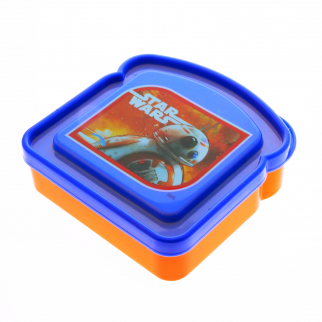 Star Wars the Force Awakens Bread Sandwich Box for Lunch