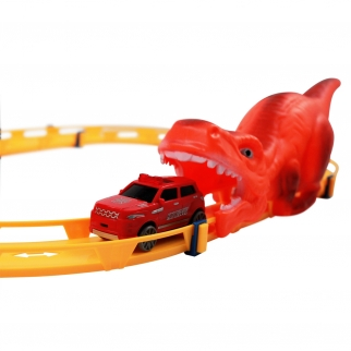 Dino Escape kids starter playset track