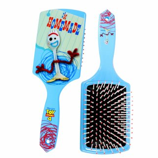 Disney Pixar Toy Story 4 Forky Blue Hairbrush