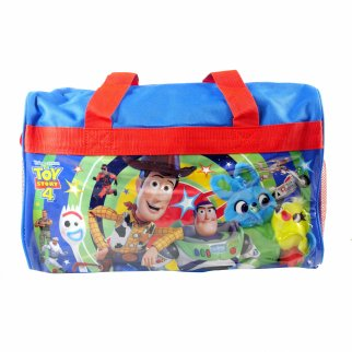 Disney Pixar Toy Story 4 Travel Duffel Bag Luggage For Kids