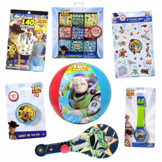 Disney Pixar Toy Story 4 Kids Easter Gift Birthday Toys 7pc
