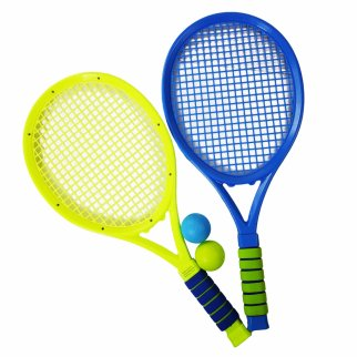 TychoTyke Kids Tennis Rackets Outdoor Exercise Play Set