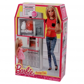 Mattel Barbie Fashion Fridge