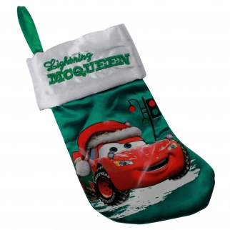 Disney Pixar Cars Holiday Stocking