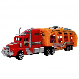 big rig semi truck race cars friction powered kids pretend play toy red tonka trucks boys fisher price train toys toy truck tikes