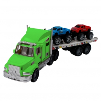 Auto Transport Toy Truck