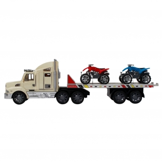 Toy Transport Truck for Boys