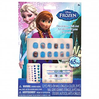 Disney Frozen Sticker Nail Accessory Set