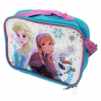 Disney Frozen Olaf Anna and Elsa Soft Insulated Lunch Box