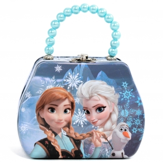 Disney Frozen Purse Shaped Tin Box