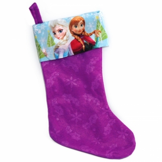 Disney Frozen Princess Anna & Else Kids Christmas Stocking