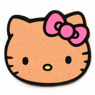 Hello Kitty Locker Cork Board