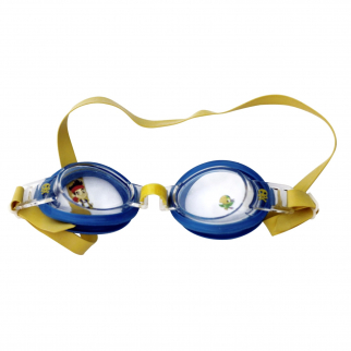 Jake and the Never Land Pirates Disney Kids, Boys, and Children Swim Splash Goggles with Featured Jake and Skully Characters