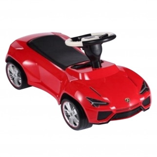 Lamborghini Urus Licensed Ride On Push Car - Red