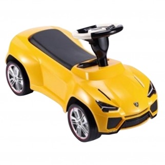 Lamborghini Urus Licensed Ride On Push Car - Yellow