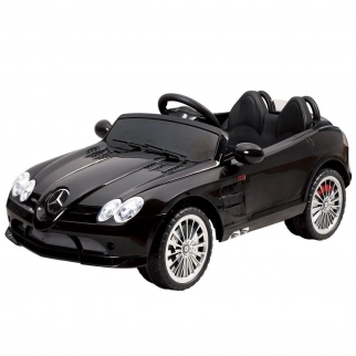 12V Mercedes Benz SLR Officially Licsensed Ride On Black