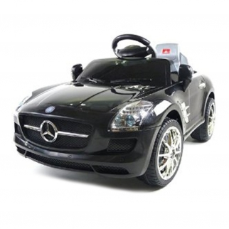 Mercedes SLS Kids Ride On Car - 6V Black